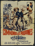 """Movie Posters:Adventure, Cavalry Command (Parade Releasing, 1963). French Petite (23.5"""" X31.5""""). Adventure. Directed by Eddie Romero. Starring John ..."""