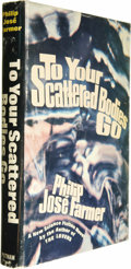 Books:Fiction, Philip José Farmer: To Your Scattered Bodies Go. (New York:G. P. Putnam's Sons, 1971), first edition, 221 pages, black ...(Total: 1 Item)