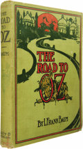 Books:First Editions, L. Frank Baum: The Road to Oz....