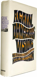 Books:Signed Editions, Harlan Ellison (editor): Again, Dangerous Visions Signed by Six of the Authors (Garden City, New York: Doubleday & C... (Total: 1 Item)