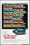 """Movie Posters:Documentary, Let the Good Times Roll (Columbia, 1973). One Sheet (27"""" X 41""""). Documentary. Directed by Robert Abel and Sid Levin. Starrin..."""