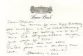 "Autographs:U.S. Presidents, Laura Bush Autograph Letter Signed ""Laura"" (with""Bush"" on envelope) as First Lady, one page, 7.25"" x 4.75"".On her ..."