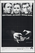 """Movie Posters:Thriller, No Way to Treat a Lady (Paramount, 1968). One Sheet (27"""" X 41""""). Comedy. Directed by Jack Smight. Starring Rod Steiger, Lee ..."""