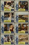 "Movie Posters:Adventure, Sign of the Gladiator (American International, 1959). Lobby CardSet of 8 (11"" X 14""). Drama. Directed by Vittorio Musy Glor...(Total: 8 Items)"