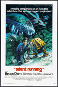 "Movie Posters:Science Fiction, Silent Running (Universal, 1972). Lobby Cards (7) (11"" X 14"") andOne Sheet (27"" X 41""). Science Fiction. Directed by Dougla...(Total: 8 Items)"