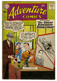Adventure Comics #263 (DC, 1959) Condition: FN/VF. Cover by Curt Swan. Art by John Sikela, Henry Boltinoff, Lee Elias, a...