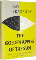 Books:Signed Editions, Ray Bradbury: Signed First Edition of The Golden Apples of theSun (New York: Doubleday and Company, Inc., 1953), first ...(Total: 1 Item)