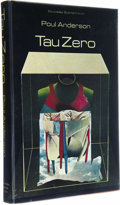 Books:Signed Editions, Poul Anderson: Signed First Edition of Tau Zero (New York:Doubleday & Company, 1970), first edition, 208 pages, jacket... (Total: 1 Item)
