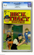 Golden Age (1938-1955):Crime, Dick Tracy Monthly #3 (Dell, 1948) CGC VF/NM 9.0 Cream to off-white pages. Overstreet 2006 VF/NM 9.0 value = $275; NM- 9.2 v...