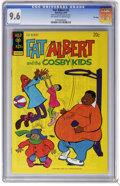 Bronze Age (1970-1979):Cartoon Character, Fat Albert #2 File Copy (Gold Key, 1974) CGC NM+ 9.6 Off-white towhite pages. Tied for the highest CGC grade to date. Overs...