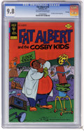 Bronze Age (1970-1979):Cartoon Character, Fat Albert #18 File Copy (Gold Key, 1977) CGC NM/MT 9.8 Off-whiteto white pages. Highest CGC grade for this issue. Overstre...