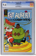 Bronze Age (1970-1979):Cartoon Character, Fat Albert #22 File Copy (Gold Key, 1977) CGC NM+ 9.6 Off-white towhite pages. Tied for the highest CGC grade to date. Chri...