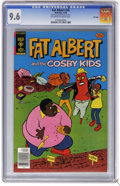 Bronze Age (1970-1979):Cartoon Character, Fat Albert #24 (Gold Key, 1978) CGC NM+ 9.6 Off-white to whitepages. Tied for highest CGC grade to date. Overstreet 2006 NM...