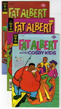 Bronze Age (1970-1979):Cartoon Character, Fat Albert Group (Gold Key, 1974-78) Condition: Average NM-. Issues#2 (2 copies), 6, 7, #22 (3 copies), and 28. Approximate... (Total:8 Comic Books)