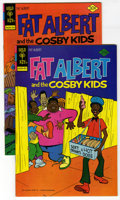 Bronze Age (1970-1979):Cartoon Character, Fat Albert #3 and 18 Group (Gold Key, 1974-77) Condition: NM-.Issues #3 and 18. Overstreet 2006 NM- 9.2 value for group = $...(Total: 2 Comic Books)