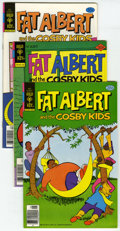 Bronze Age (1970-1979):Cartoon Character, Fat Albert Group (Gold Key, 1977-79) Condition: NM-. This groupcontains issues #19, #25 (4 copies), and #29 (2). Approximat...(Total: 7 Comic Books)