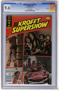 Bronze Age (1970-1979):Humor, Krofft Supershow #1 File Copy (Gold Key, 1978) CGC NM+ 9.6 White pages. Photo cover. Tied for the highest CGC grade to date....