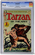 Bronze Age (1970-1979):Miscellaneous, Tarzan #207 (DC, 1972) CGC NM+ 9.6 Off-white to white pages. FirstDC issue. Origins of Tarzan and John Carter of Mars. Joe ...