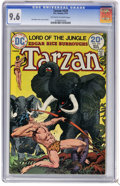 Bronze Age (1970-1979):Miscellaneous, Tarzan #229 (DC, 1974) CGC NM+ 9.6 Off-white to white pages. JoeKubert story, cover, and art. Overstreet 2006 NM- 9.2 value...