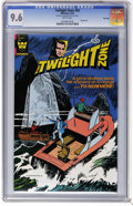 Modern Age (1980-Present):Science Fiction, Twilight Zone #92 File Copy (Gold Key, 1982) CGC NM+ 9.6 Whitepages. Reprints #1. Highest CGC grade for this issue. Overstr...