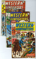 Bronze Age (1970-1979):Western, Western Gunfighters Group (Marvel, 1970-75) Condition: Average VG. An almost complete set of the series that includes #1 (Gh... (Total: 25 )