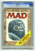 Magazines:Mad, Mad #26 (EC, 1955) CGC VF+ 8.5 Off-white pages....
