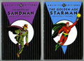 Books:Superhero, DC Archive Editions Group of 2 (DC, 2000-04). Featured here areStarman Archives Vol. 1 and Sandman Archives Vol. 1.... (Total: 2Items)