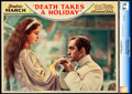 "Movie Posters:Horror, Death Takes a Holiday (Paramount, 1934). CGC Graded Lobby Card (11""X 14"").. ..."
