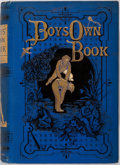 Books:Sporting Books, Boys' Own Book: A Complete Encyclopedia of Athletic, Scientific,Outdoor and Indoor Sports. New York: Worthington, 1889....
