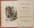 Books:Sporting Books, S.H. Hammond. Hunting Adventures in the Northern Wilds.Philadelphia: J. Edwin Potter, 1865. Later printing. Publish...