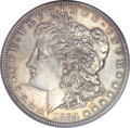 Morgan Dollars, 1884-S $1 MS63 PCGS....
