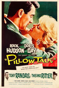 "Movie Posters:Comedy, Pillow Talk (Universal International, 1959). Poster (40"" X 60"")Style Z.. ..."