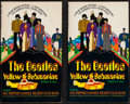 """Movie Posters:Animation, Yellow Submarine (Signet Books, 1968). Soft Cover Books (2) (128Pages, 4"""" X 7""""). Animation.. ... (Total: 2 Items)"""