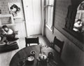 Photographs:20th Century, JACK WELPOTT (American, 1923-2007). Anna in Her Room, 1964.Gelatin silver. 9 x 11-3/8 inches (22.9 x 28.9 cm). Signed, ...