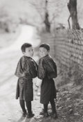 Photographs:Contemporary, KENRO IZU (American/Japanese, b. 1949). Bhutan 537, from 'SacredWithin' with Bhutan First Edition Book, 2007. Plati...(Total: 2 )