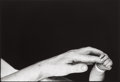 Photographs:20th Century, EVE ARNOLD (American, b. 1913). First Five Minutes of a Baby'sLife, New York, 1959. Gelatin silver. 8 x 11-1/2 inches (...