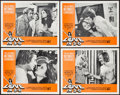 """Movie Posters:Adult, Love in 3-D (Dimension Pictures, 1973). Lobby Card Set of 4 (11"""" X 14"""") 3-D Style. Adult.. ... (Total: 4 Items)"""