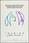 "Movie Posters:Rock and Roll, Imagine: John Lennon (Warner Brothers, 1988). One Sheet (27"" X 41"")Purple Hair Style. Rock and Roll.. ..."