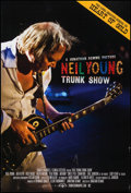 "Movie Posters:Rock and Roll, Neil Young Trunk Show (Abramorama, 2009). One Sheet (27"" X 40"") SS.Rock and Roll.. ..."