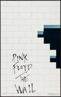 "Movie Posters:Rock and Roll, Pink Floyd: The Wall (Pink Floyd Music Limited, 1979). CommercialRecord Poster (21.5"" X 34.25""). Rock and Roll.. ..."