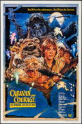 "Movie Posters:Science Fiction, Caravan of Courage: An Ewok Adventure & Others Lot (20th Century Fox, 1984). International One Sheet (27"" X 41""), Trimmed Ge... (Total: 4 Items)"