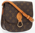 Luxury Accessories:Bags, Louis Vuitton Classic Monogram Canvas Saint Cloud Bag. ...