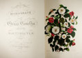 Books:Prints & Leaves, Samuel Curtis. A Monograph on the Genus Camellia With FiveColor Prints Illustrated By Clara Maria Pope. Facsimi...