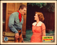 "The Dawn Rider (Monogram, 1935). Lobby Card (11"" X 14"")"