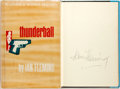 Books:Mystery & Detective Fiction, [James Bond]. Ian Fleming. SIGNED. Thunderball. New York:Viking Press, [1961]. First book club edition. Signed by...
