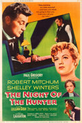 "The Night of the Hunter (United Artists, 1955). Poster (40"" X 60"") Style Z"