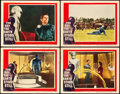 "Movie Posters:Science Fiction, The Day the Earth Stood Still (20th Century Fox, 1951). Lobby Cards(4) (11"" X 14"").. ... (Total: 4 Items)"