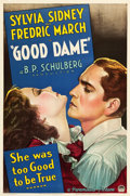 "Movie Posters:Drama, Good Dame (Paramount, 1934). One Sheet (27"" X 41"") Style A.. ..."