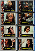 "Movie Posters:Rock and Roll, Let It Be (United Artists, 1970). CGC Graded Lobby Card Set of 8(11"" X 14"").. ... (Total: 8 Items)"