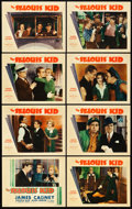 "Movie Posters:Drama, The St. Louis Kid (Warner Brothers, 1934). Lobby Card Set of 8 (11""X 14"").. ... (Total: 8 Items)"